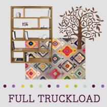 Truckload of Kitchen & Dining Furniture, Lighting, Rugs & More, 266 Pieces, Customer Returns, Ext. Sale Price €33,216, Kassel, DE